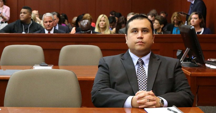 Zimmerman files $265M lawsuit against presidential candidates
