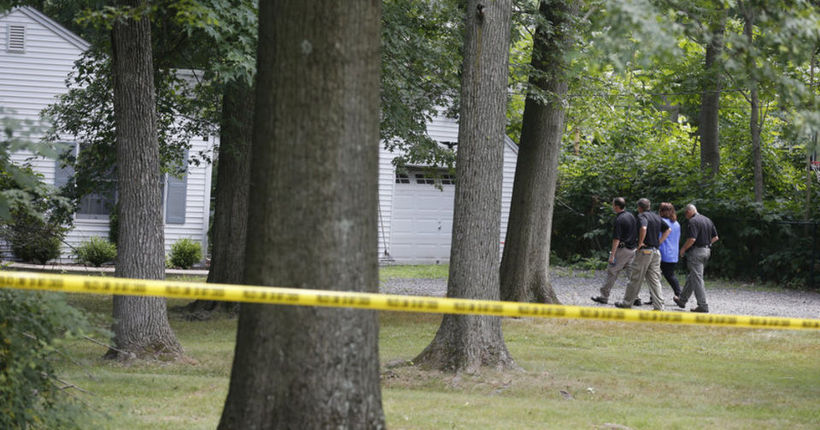 Police called 11 times in 2 years prior to wife's murder