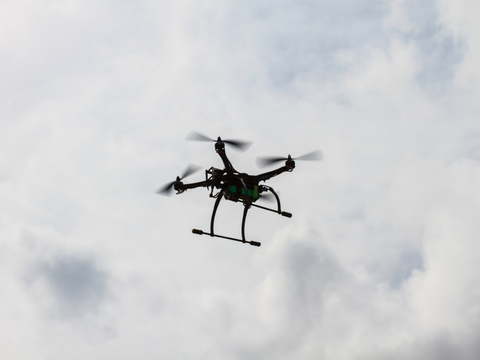 Heroin smuggled by drone from Mexico into U.S. intercepted