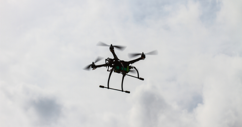 28 lbs. of heroin smuggled by drone from Mexico into U.S. intercepted
