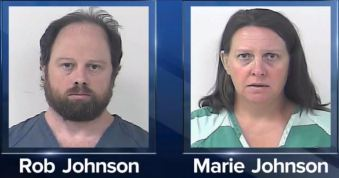 Florida Couple Accused in Sex Slave Case Temporarily Lose Custody of Children