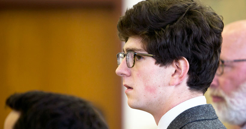 Owen Labrie's accuser reveals identity, wants to be voice for others