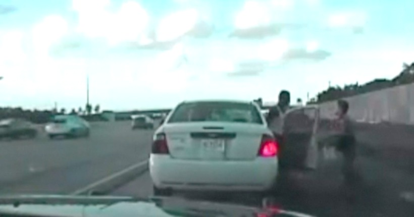 Trooper, driver confrontation caught on camera in Broward County, Fla.