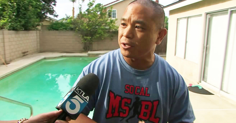 'I had to pull the trigger': Homeowner shoots intruder with his own gun
