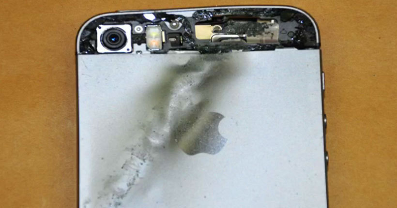 Bullet ricochets off of iPhone, saves college student's life
