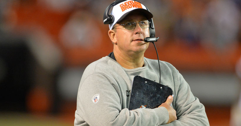 Browns offensive line coach investigated for alleged assault involving female friend