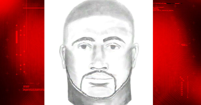 Lakewood police issue sketch of suspect in rape of 13-year-old girl