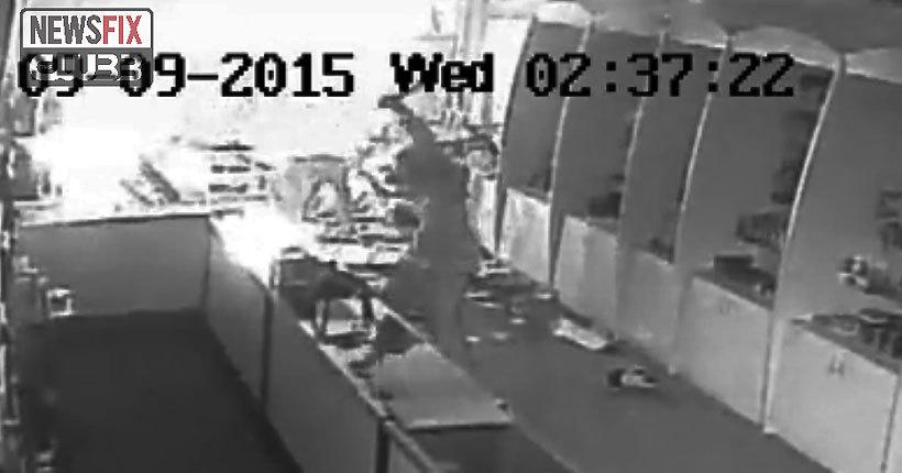 Nearly 100 guns stolen from Plano gun store