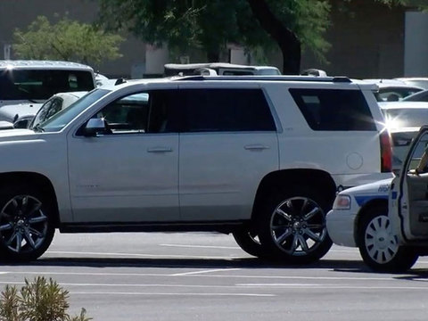 DPS identifies person of interest in AZ freeway shootings