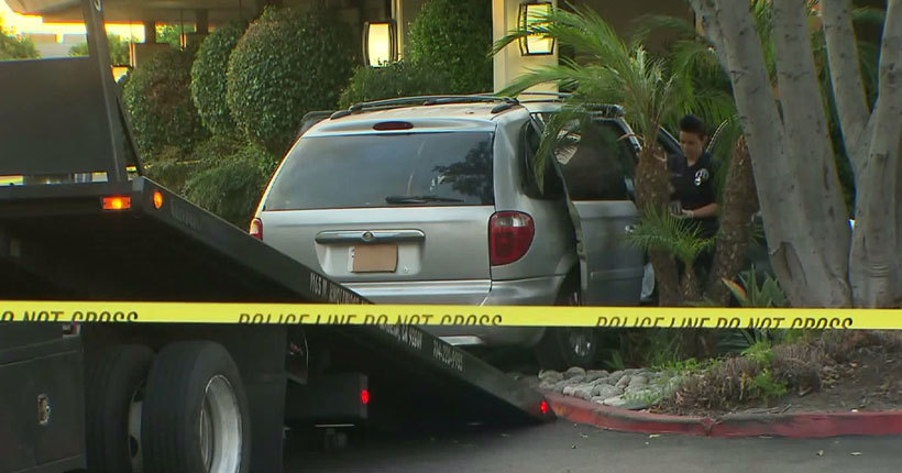 Woman killed, man injured in Buena Park hit-and-run; suspect arrested on murder charge: police