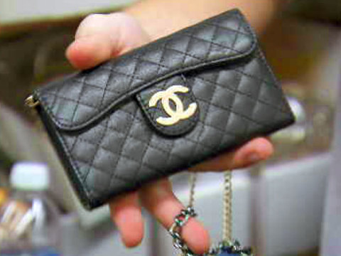 The criminal enterprise behind fake designer labels