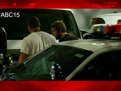 Suspect arrested in Phoenix freeway shootings