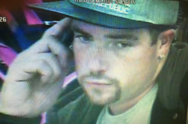 Police hunt for man who robbed a Kmart