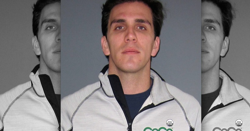 Man arrested after victim sees old mugshot of suspect wearing his sweatshirt