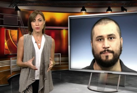 George Zimmerman testifies in road-rage gunfire hearing