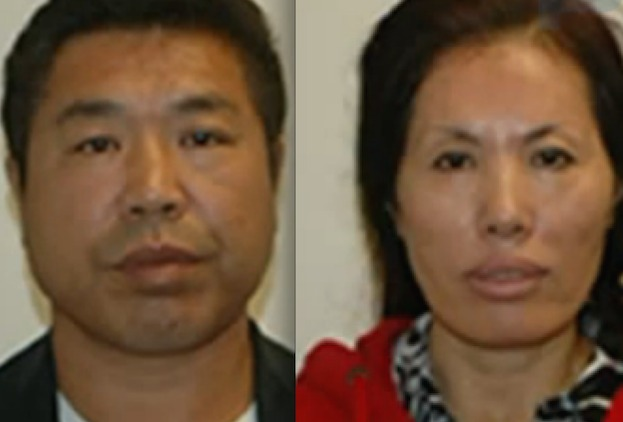 Couple charged in sex-trafficking scheme