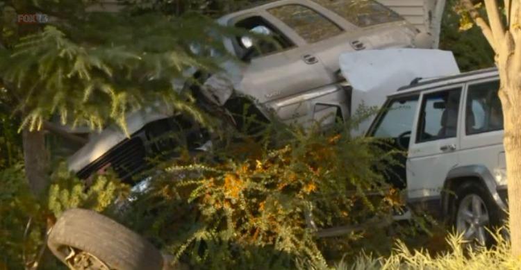 Witnesses recount teen's alleged road rage incident