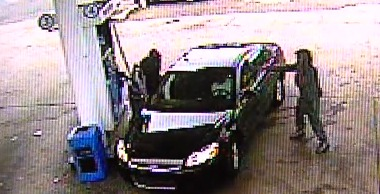 Search continues for carjackers caught on camera