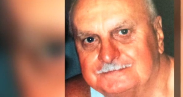Cremated remains of decorated military hero stolen