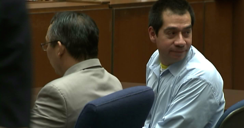 Man convicted of killing, dismembering boyfriend