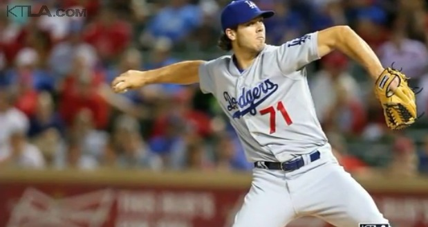Brother of Dodgers pitcher Josh Ravin shot