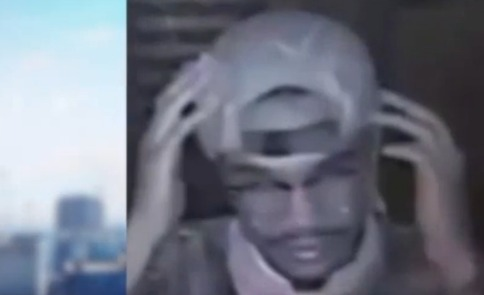 Video shows man sought in shooting death of governor's aide