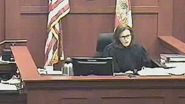 Florida judge sends abuse victim to jail for not appearing in court