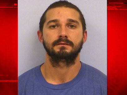 Actor Shia LaBeouf arrested in Austin