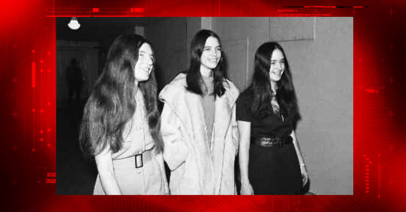 Manson's girls take center stage