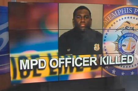 Slain off-duty Memphis officer identified