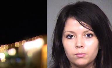 Woman arrested for conspiring to murder ex-boyfriend
