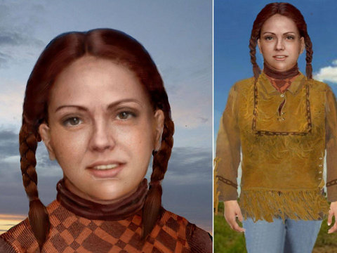 Citizen Detective art: Help identify these 5 murder victims