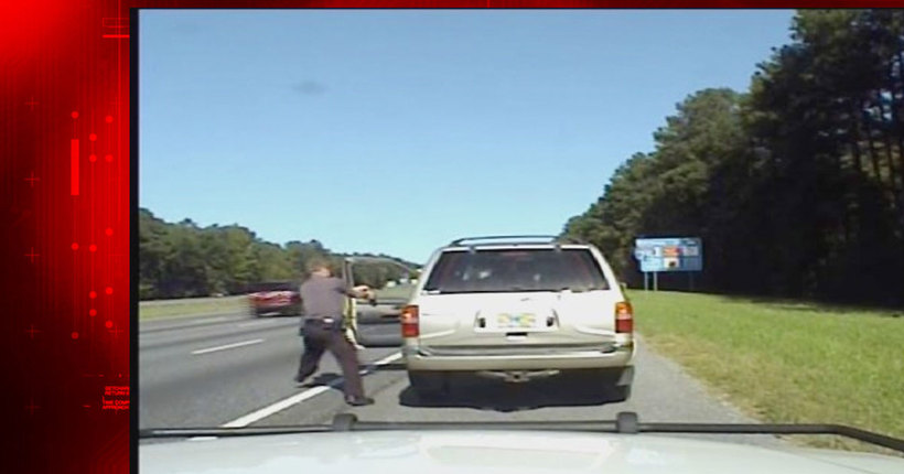 Dash cam video shows deadly officer-involved shooting in Atlanta