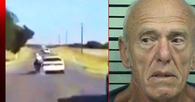 Driver in Texas motorcycle crash video speaks out from jail