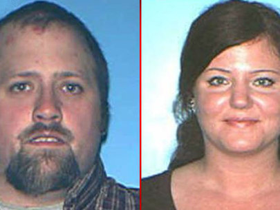 'Bonnie and Clyde' bank robbery suspects wanted on East Coast