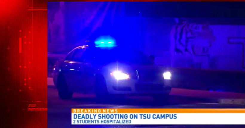 1 dead, 2 injured in Tennessee State University campus shooting