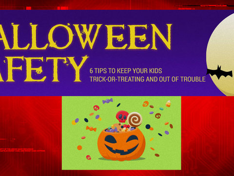 Halloween Safety: Trick-or-Treating Safety Tips