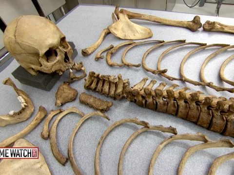 'Body Farm' takes forensic anthropology to next level