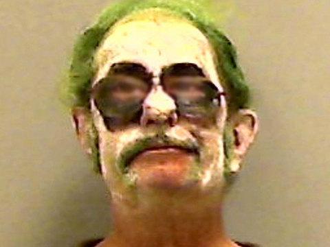9 hilarious Halloween mugshots