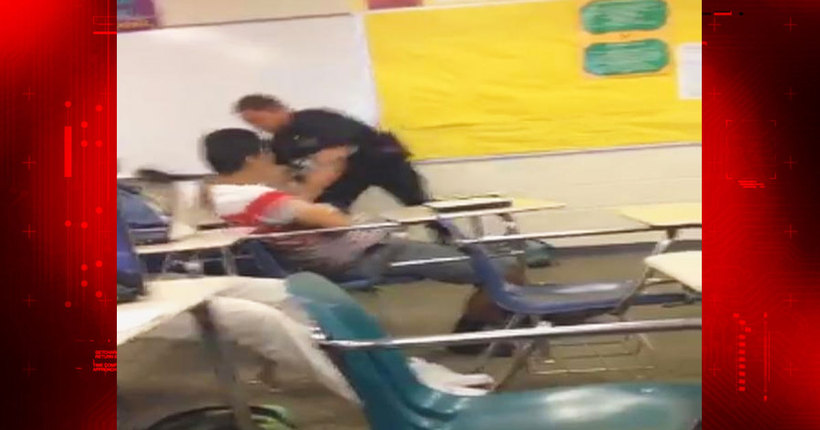 Sheriff fires Spring Valley SRO who slammed and dragged female student