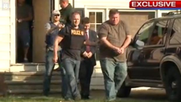 Mayoral candidate among those arrested during drug raid