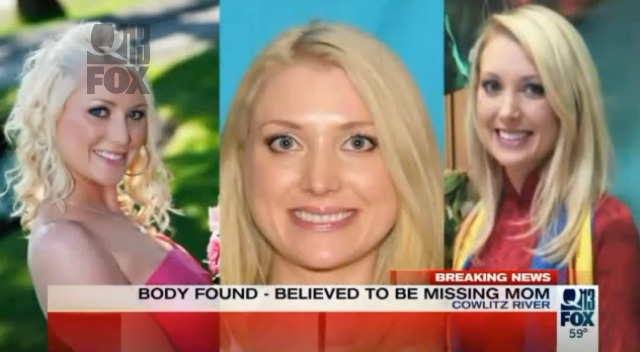 Body found in river believed to be that of missing mom of 3