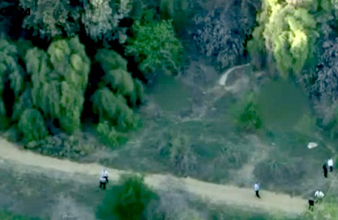 Bodies of two young women found in popular L.A. park