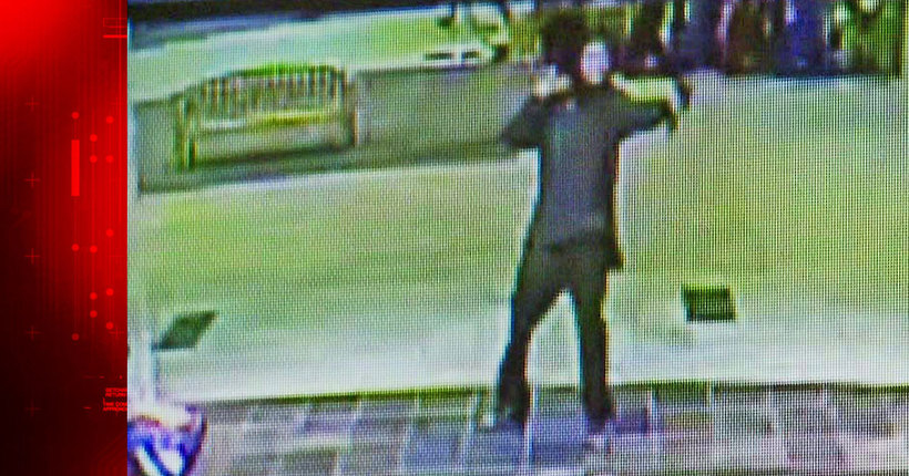 VIDEO: Police release surveillance footage from Washington Square Mall shooting