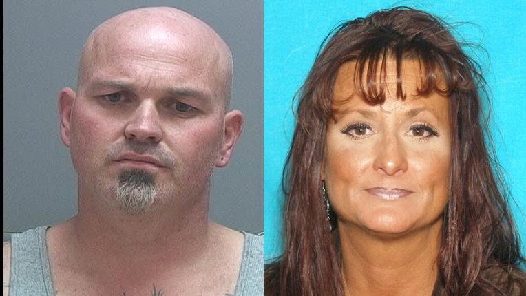 Armed and dangerous suspect on the loose; fears for wife