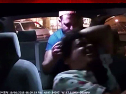 VIDEO: Man arrested after alleged Uber driver assault