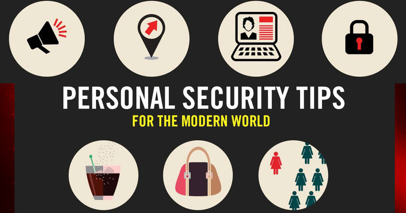 Personal Security Tips for the Modern World