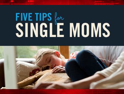 Safety Tips for Single Moms
