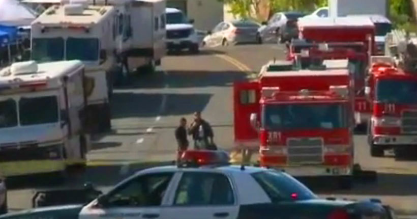 Bankers Hill standoff ends with suspect in custody
