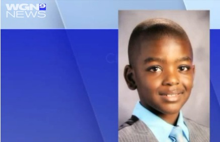 9-year-old boy lured into alley and executed